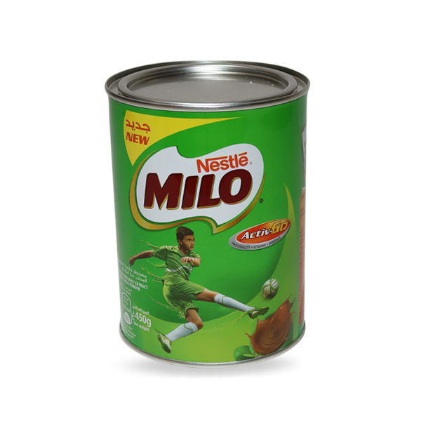 NESTLE MILO MALT DRINK 450g