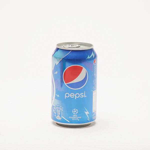 PEPSI CAN REGULAR 330ml