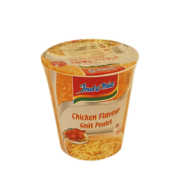 INDOMI CUP NOODLE CHICKEN 60g