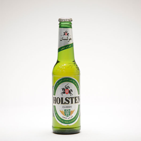 HOLSTEN NON ALCOHOLIC BEER CLASSIC 330ml