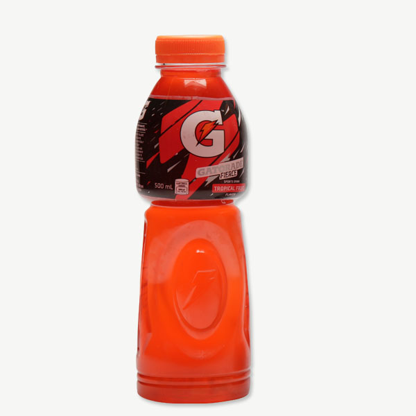 GATORADE SPARKLING DRINK TROPICAL 500ml