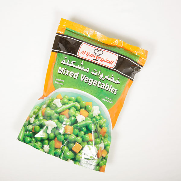 AL KABEER MIXED VEGETABLE 400GM