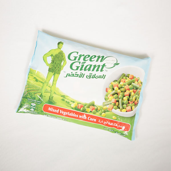 GREEN GIANT MIXED VEGETABLE CORN 450g