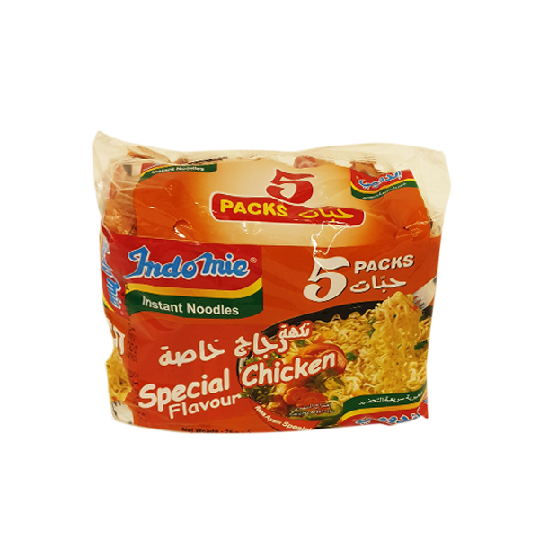 INDOMIE NOODLE SPECIAL CHICKEN 75g