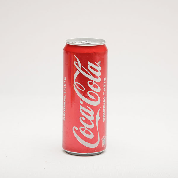 COCA COLA CAN-330ml