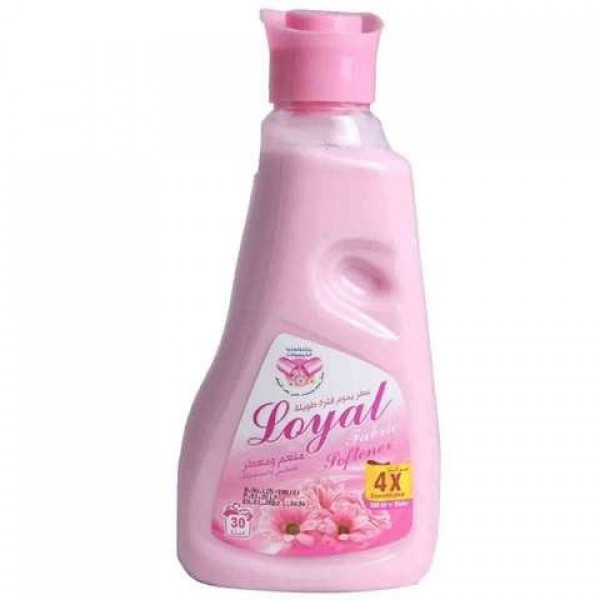 LOYAL FABRIC SOFTENER CONCENTRATED PINK 750ml
