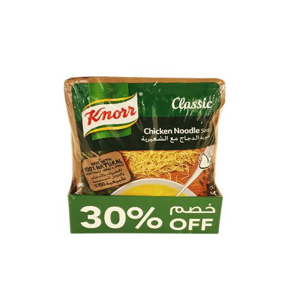 KNORR CHICKEN SOUP NOODLES 60g