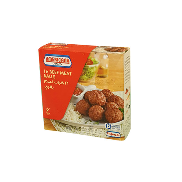 AMERICANA BEEF MEAT BALL 400g