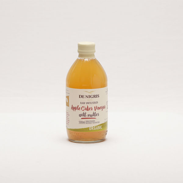 DE NIGRIS APPLE CIDER VINEGAR 250ML