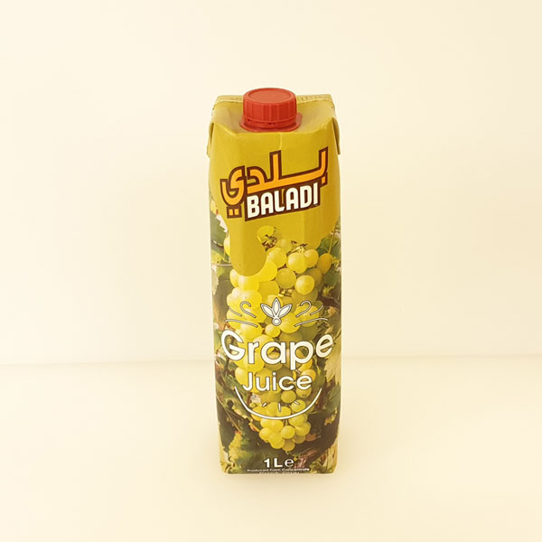BALADI GRAPE JUICE 1L