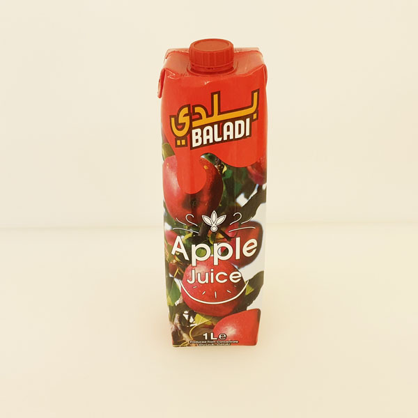 BALADI APPLE JUICE 1L