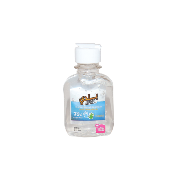 BALADI HAND SANITIZER 100ml