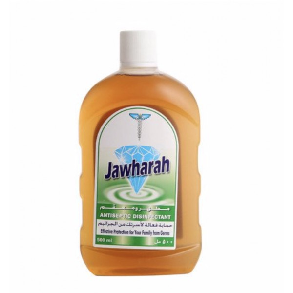 JAWHARAH ANTISEPTIC 500ml