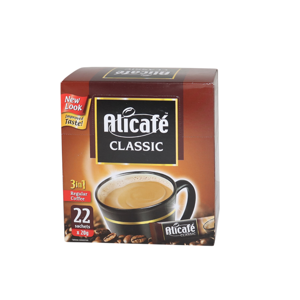 ALICAFE CLASSIC COFFEE 3IN1 22*20gm