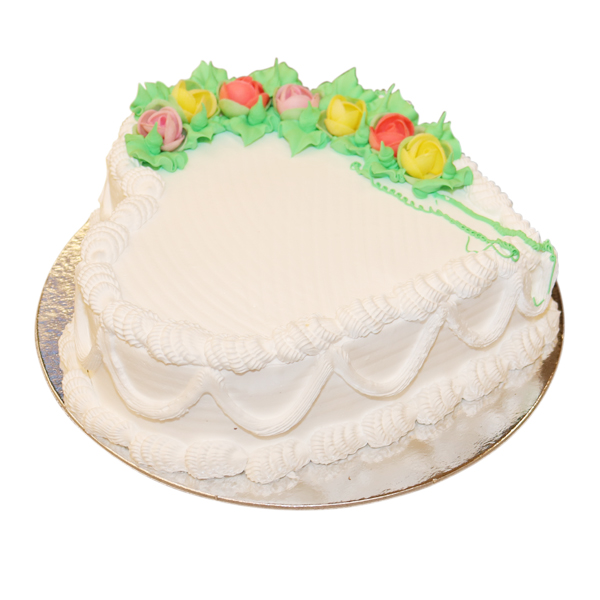 BALADI  HEART SHAPE CAKE ASSORTED