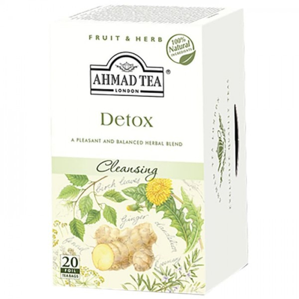 AHMAD DETOX TEA BAG 20X2g