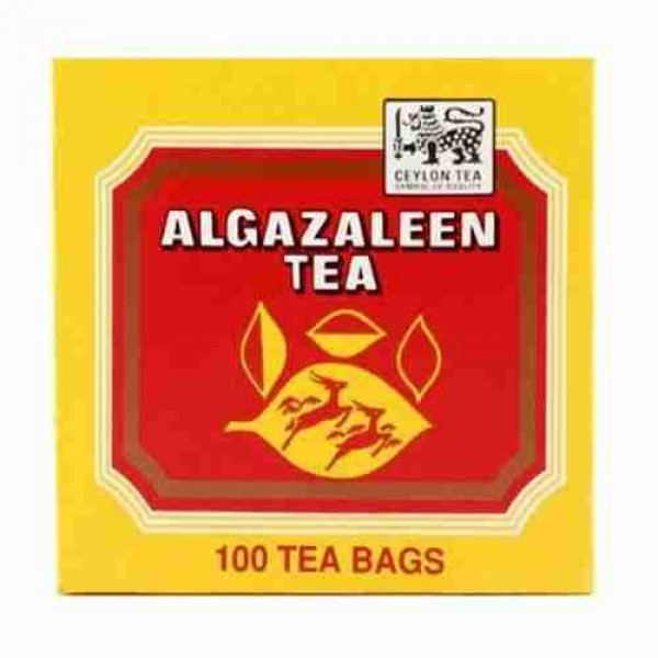 AL GHAZALEEN TEA BAG 100pcs