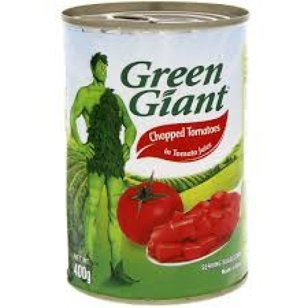 G/GIANT CHOPPED TOMATOES 400g