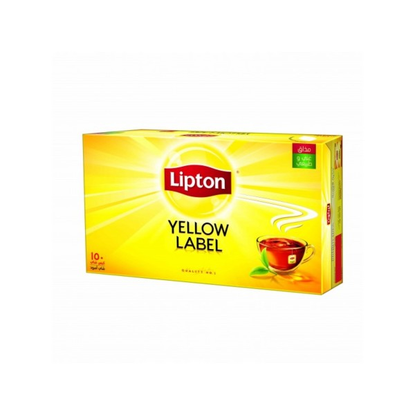 LIPTON FRESH TEA BAG 2g 50pcs