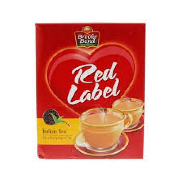 BROOKE BOND RED LABEL TEA 200g