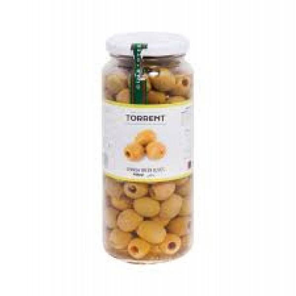 TORRENT PITTED GREEN OLIVE 170g