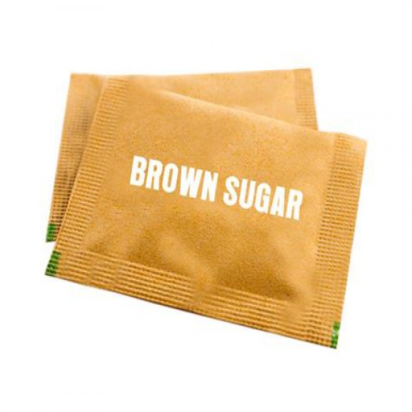 AL HAYAT BROWN SUGAR SACHETS 100X5g