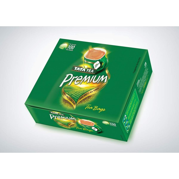 TATA PREMIUM TEA 100pcs