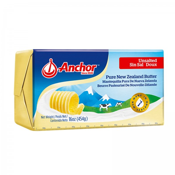 ANCHOR BUTTER 454g