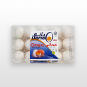 AL DANA WHITE EGGS 15PCS