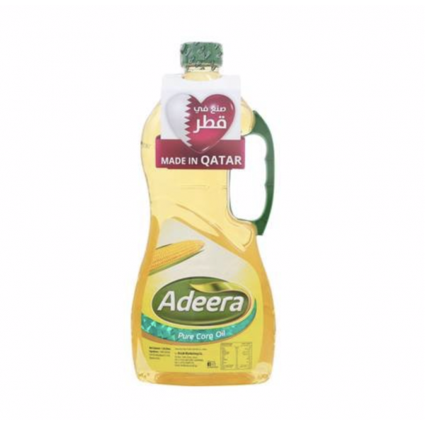 ADEERA PURE CORN OIL 1.8L