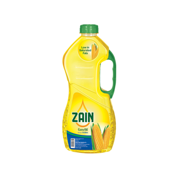 ZAIN PURE CORN OIL 1.8L